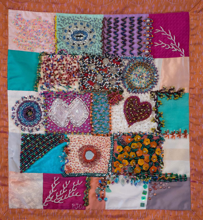 Quilts With A Heart Scvqa Quilt Show Pandemonium From